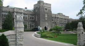 Bishop Strachan School in Forest Hill