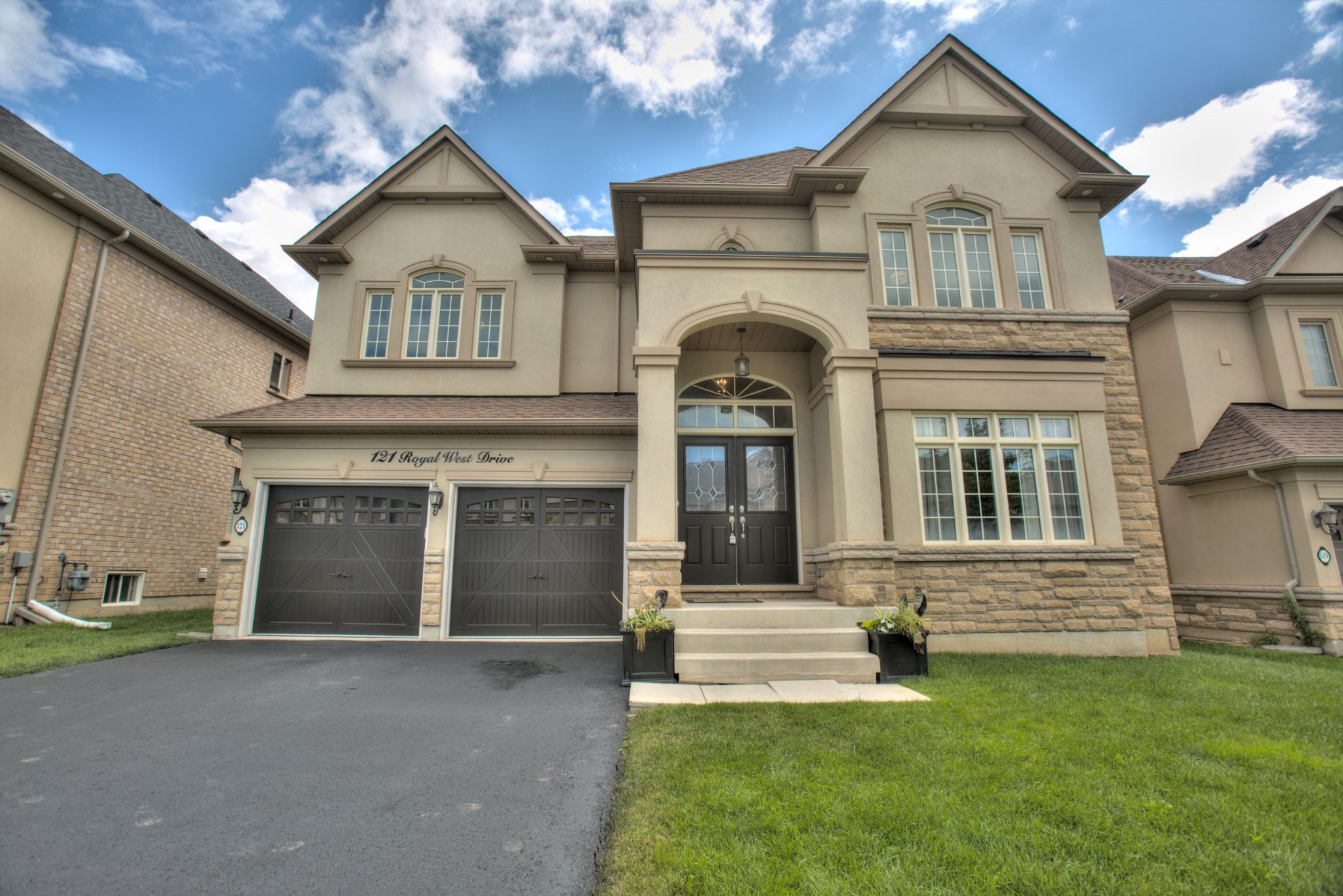 Homes For Sale On Royal West Drive In Brampton