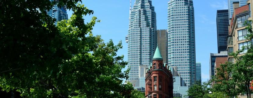 Flatiron in Toronto