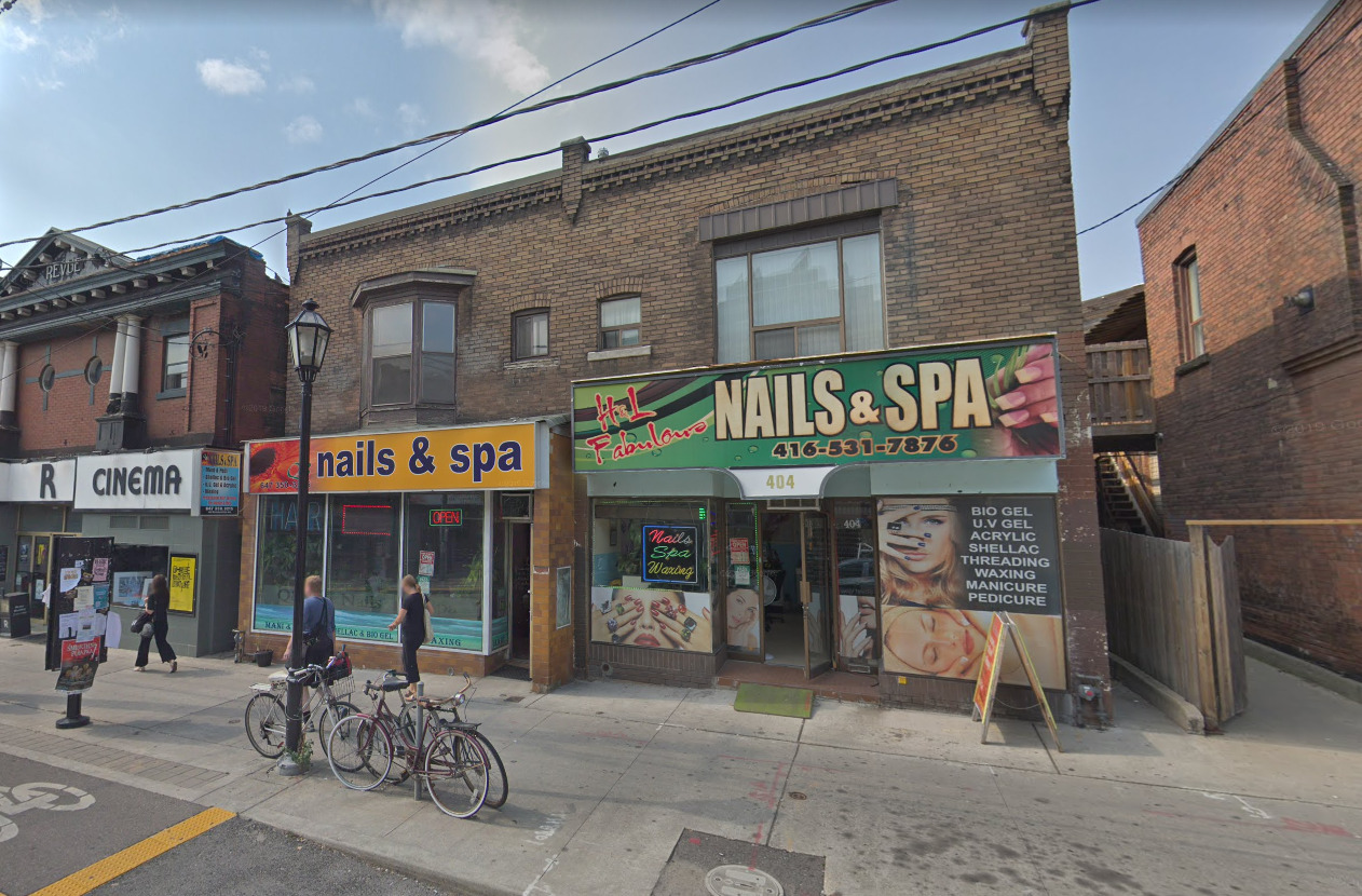 402-404 Roncesvalles Ave, Toronto